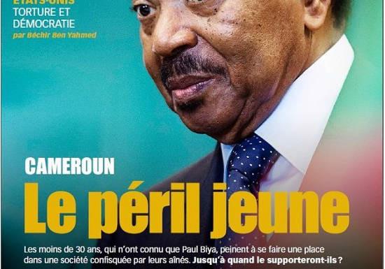 La lettre de la jeunesse camerounaise jeune afrique - Difference entre pas de porte et fond de commerce ...