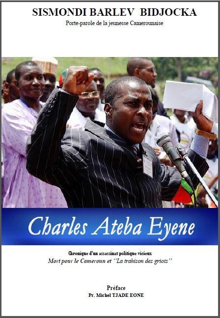 le livre de charles ateba eyene