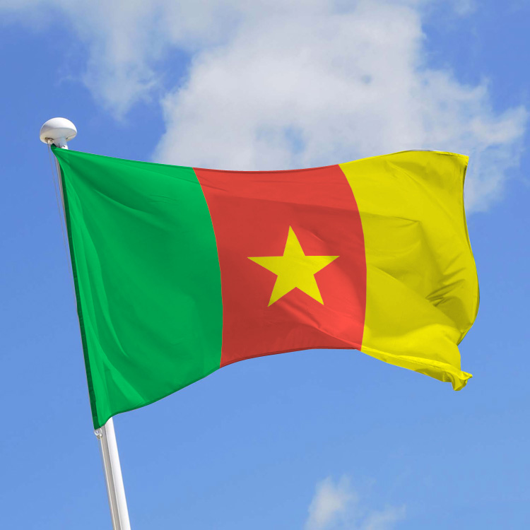 Cameroon Flag Images